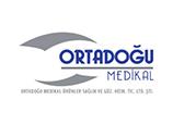 Ortadoğu Medikal web sitesi tasarımı - Designota